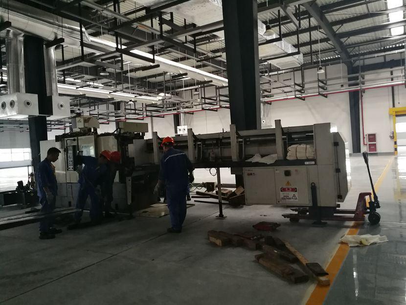 无锡吊装公司:如何保证重型精密设备的搬运安全